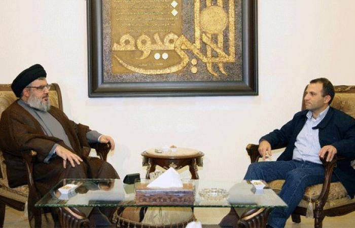"""لجنة مشتركة بين """"التيار"""" و""""حزب الله"""" لملاحقة الفساد"""
