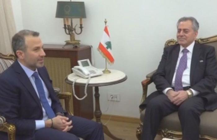 السفير السوري من الخارجية: القانون 10 ليس غامضاً