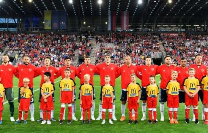 روسيا تعلن قائمتها النهائية لكأس العالم