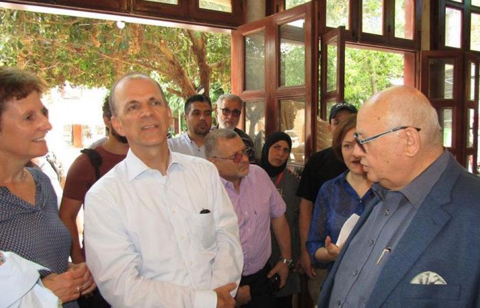 سفير هولندا: وضعنا لبنان على رأس الأولويات