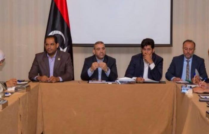 مستجدات الوضع في مدينة درنة على طاولة نقاش أعضاء المجلس الأعلى للدولة
