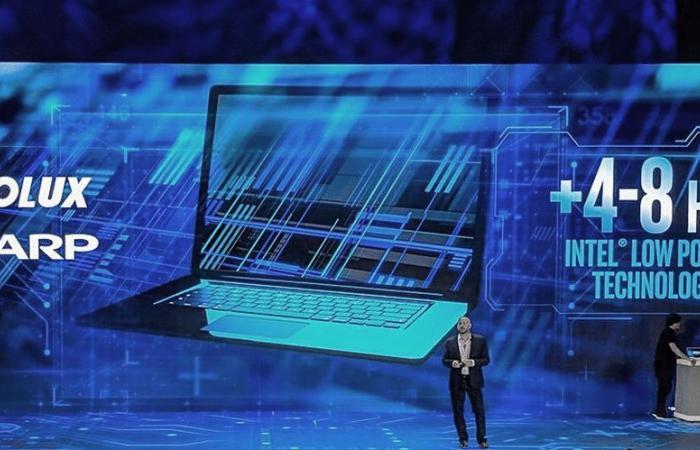 إنتل تعلن عن تقنية جديدة تطيل عمر بطارية الحواسيب المحمولة
