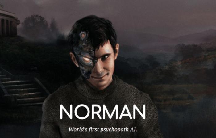 نورمان .. أول نظام ذكاء اصطناعي مريض نفسيًا في العالم