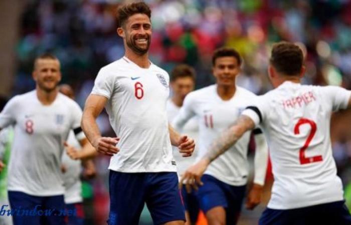 مونديال 2018: انكلترا تتحضر بفوز على نيجيريا