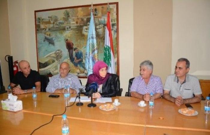 عناية عز الدين : لضم مدينة صور الى لائحة المدن السياحية وزيادة التغذية بالكهرباء قريبا