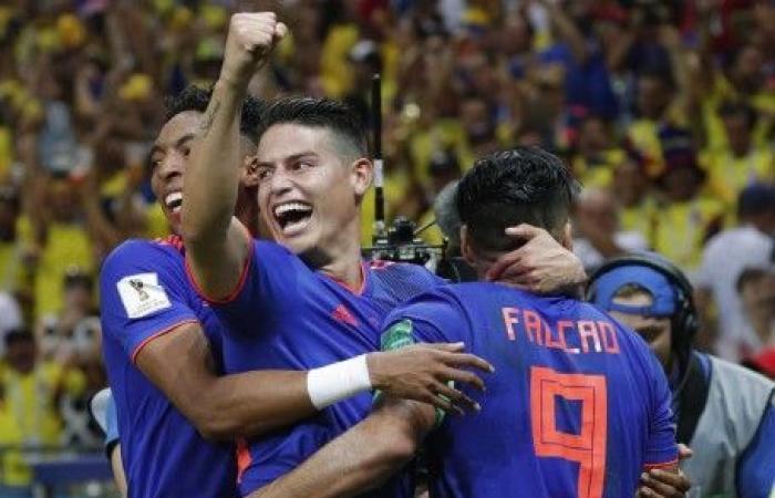 كولومبيا تسحق بولندا بثلاثية وتشعل صراع المجموعة الأخيرة