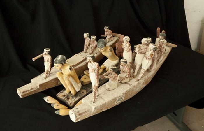 الأثار المصرية تكشف مصير الحاوية المهربة إلى إيطاليا