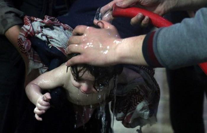 تقرير أممي يؤكد استخدام النظام للكلور بدوما السورية