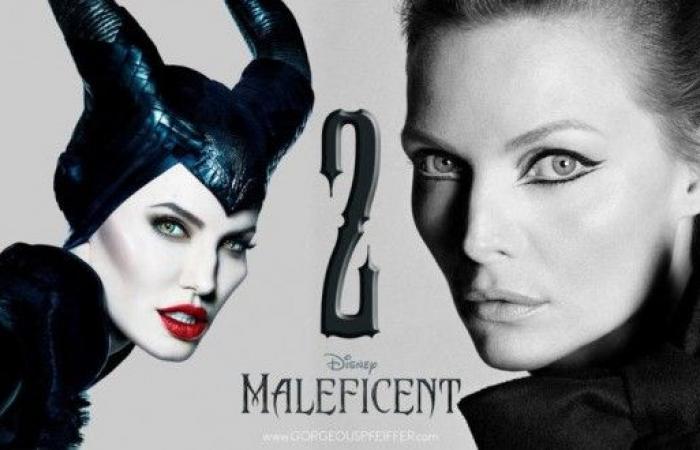 أفلام ديزني تعلن عن موعد طرح فيلم أنجلينا جولي Maleficent 2