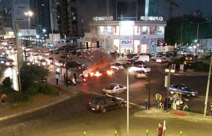 """بالصور: معركة """"أمل"""" – السّيد انتقلت الى الشارع"""