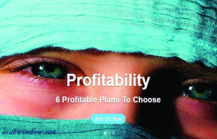 20% ارباح شهرية مضمونة مع شركة استثمار عالمية