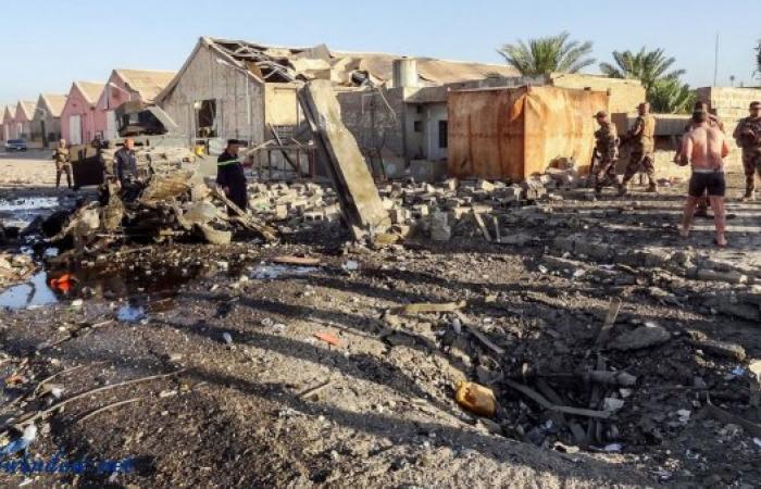 انفجارات تهز حي تجاري بكركوك.. وسقوط 4 جرحى