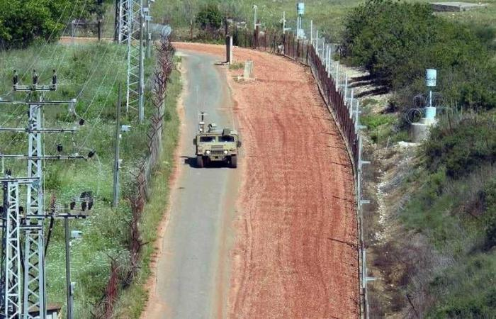 تفاصيل الإعتداء الإسرائيلي على دورية تابعة للجيش اللبناني في رميش
