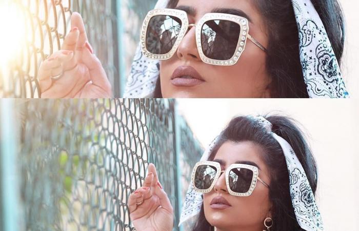 أحدث صيحات النظارات الشمسية على خطى النجمات