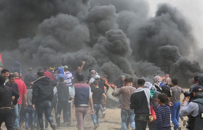 فلسطين   مسيرة العودة الكبرى ... متطلبات الاستمرارية والتوسع