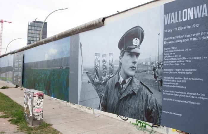 """عقدة """"سور برلين"""" تثير حفيظة الألمان"""