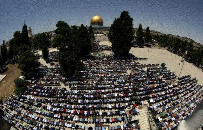 فلسطين   الهباش يدعو المسلمين لشد الرحال إلى الأقصى