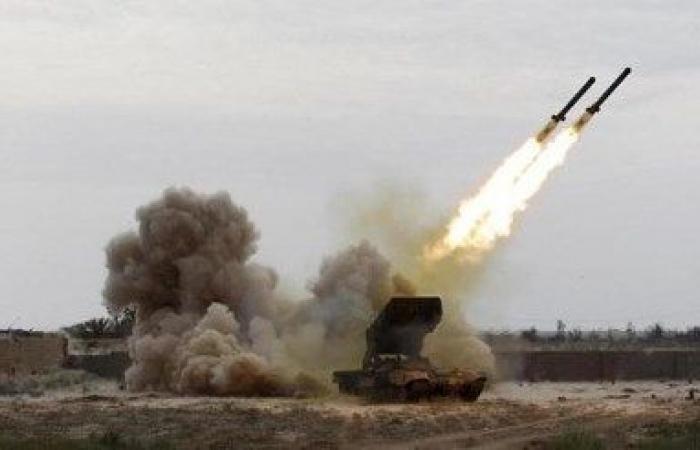اليمن   الدفاعات السعودية تعترض صاروخ باليستي أطلقته المليشيا على نجران