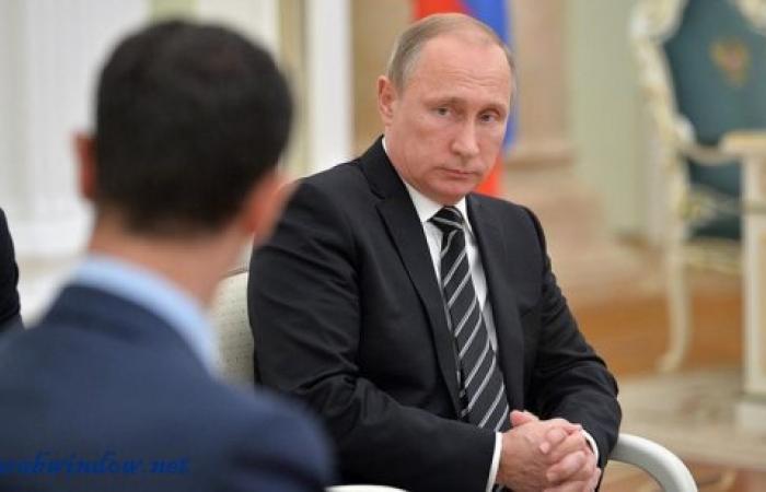 سورية تحت الوصاية الروسية