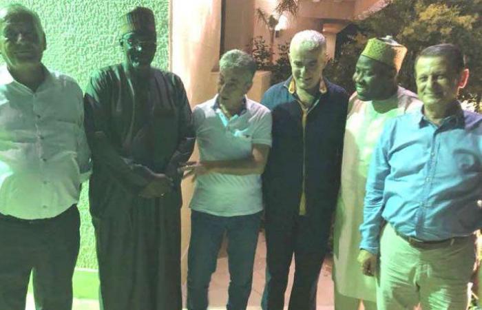 السفير النيجيري مكرما في صور: للجالية اللبنانية دور في نهضة بلادنا