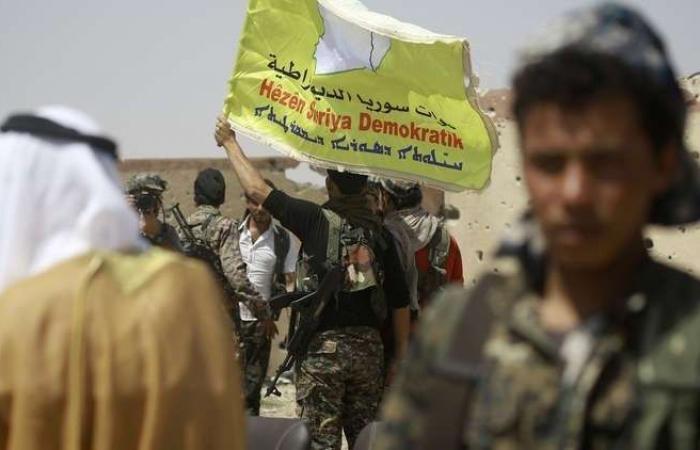 """فلسطين   """"قسد"""" لا تستبعد الالتحاق بالجيش السوري"""