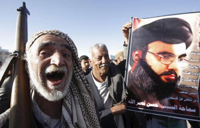 """سفارة اليمن في أمريكا عن اجتماع """"الحوثي"""" مع نصرالله: دليل آخر دامغ"""