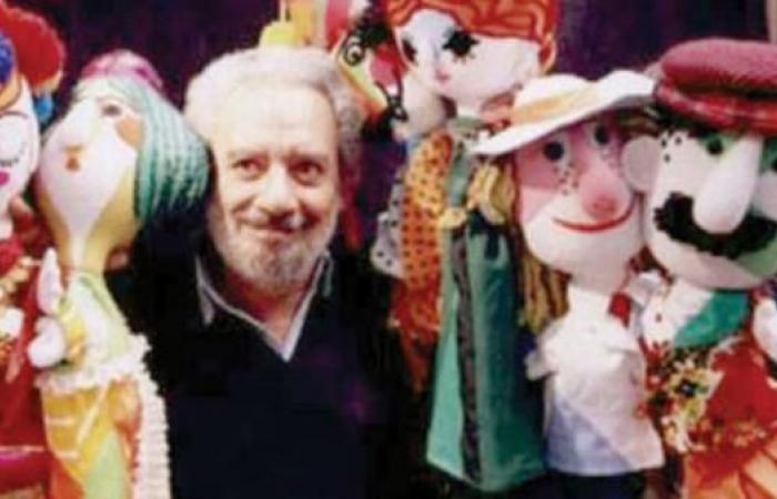 """وفاة الفنان ناجي شاكر..مصمم دمى أوبريت """"الليلة الكبيرة"""""""