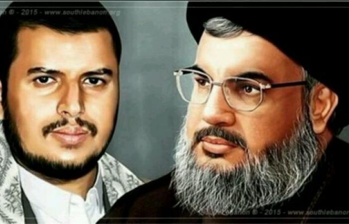 اليمن | وفد حوثي رفيع يلتقي زعيم مليشيا «حزب الله»