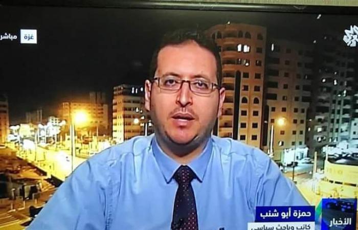 فلسطين | والدي إسماعيل أبوشنب في ذكراه الخامسة عشرة.. حمزة أبو شنب