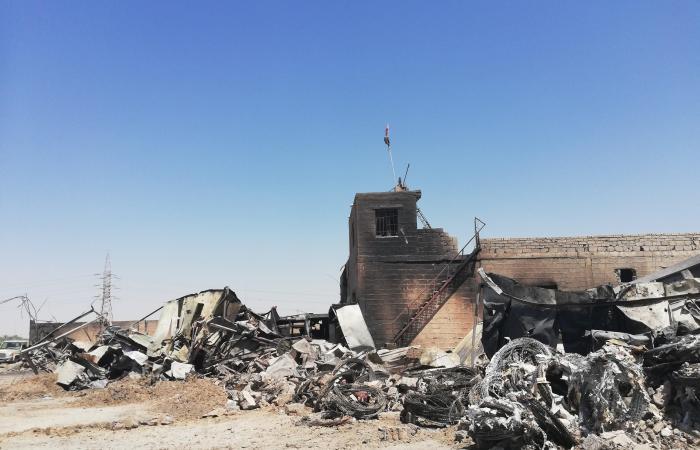 العراق | بعد تفجيرات.. ميليشيا الحشد تغلق مقراتها بمدن العراق