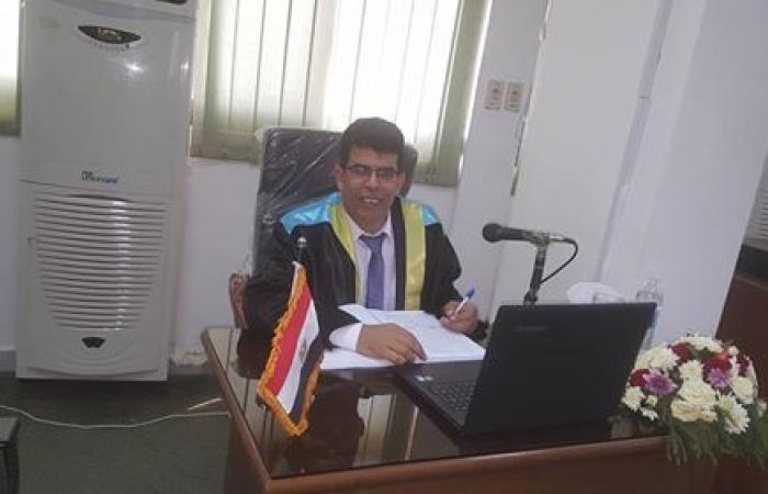 """فلسطين   الدكتوراة لـ""""خالد ابو حسنه"""" في استراتيجيات تطوير تكنولوجيا المعلومات"""