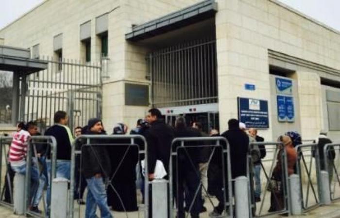 فلسطين | فساد بمكتب داخلية الاحتلال بالقدس واعتقال 83 شخصا