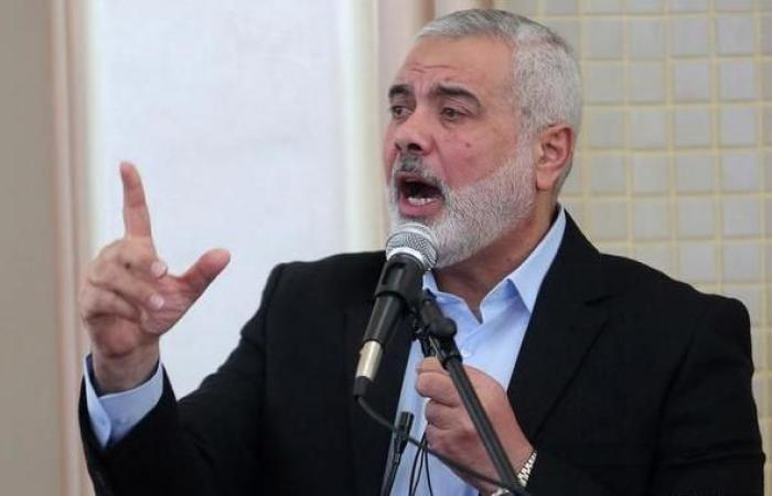 فلسطين   هنية: غزة في طريقها لإنهاء الحصار ولن نقدم اي ثمن سياسي مقابل ذلك