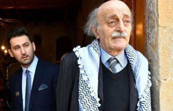 فلسطين | وليد جنبلاط ينعى أفنيري ويتعرض لانتقادات لاذعة