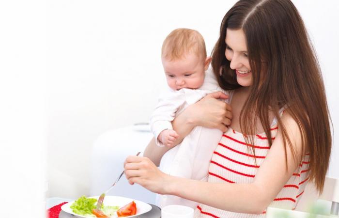 تمارين شد البطن بعد الولادة.. صور