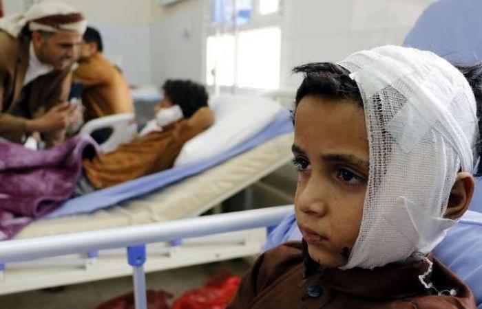 فلسطين   اليونيسف تناشد : أوقفوا قتل الأطفال في اليمن!
