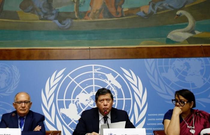 الأمم المتحدة: مسلمو الروهينغا أبيدوا ويتعين محاكمة الجنرالات