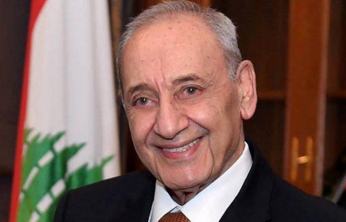 بري: علينا أن نتعاون والحكومة السورية لعودة النازحين بأسرع وقت