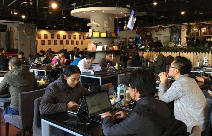 الصين تشهد زيادة في عدد مستخدمي الإنترنت