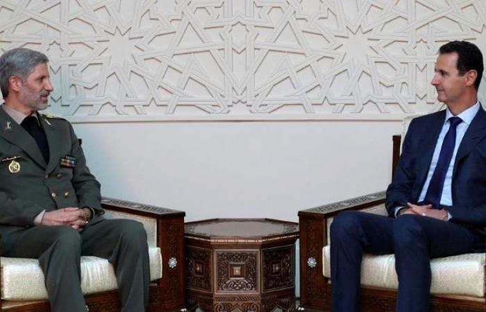 سوريا | وزير الدفاع الإيراني : وضع سوريا اليوم أفضل بكثير .. و هذا هو هدفنا من الاتفاقية الأخيرة