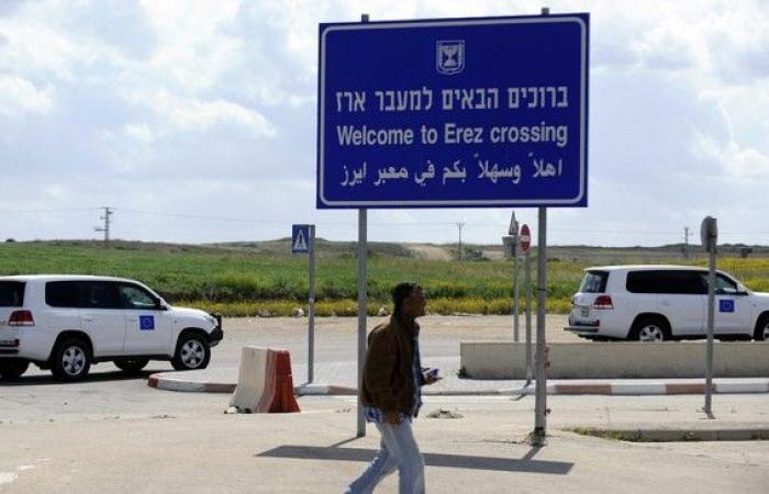 فلسطين | نائب منسق الأمم المتحدة ميلادينوف يصل قطاع غزة