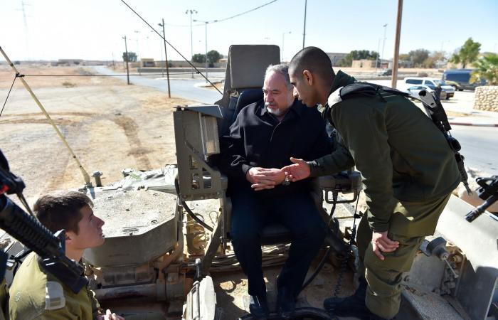 فلسطين   ليبرمان: حصلنا على صواريخ جديدة ودقيقة تصل إلى أي نقطة في الشرق الأوسط