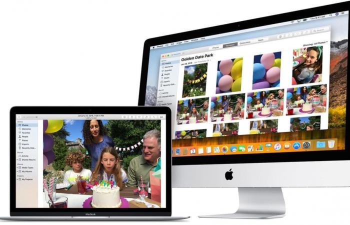 الصور في نظام ماك أو إس .. إضافة صور إلى ألبوم باستخدام اختصارات لوحة المفاتيح