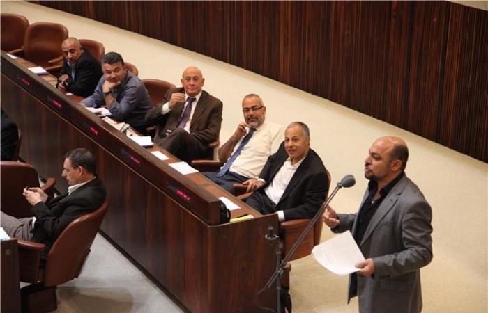 فلسطين | نواب الكنيست العرب يتوجهون للأمم المتحدة بسبب قانون القومية