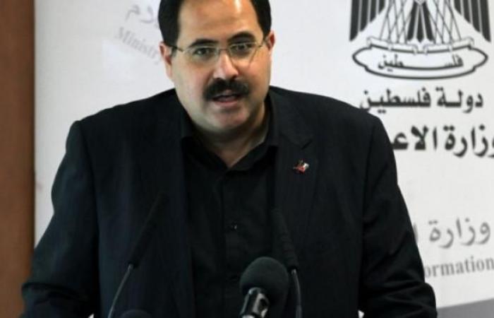 فلسطين   صيدم يعلن إطلاق العام الدراسي الجديد