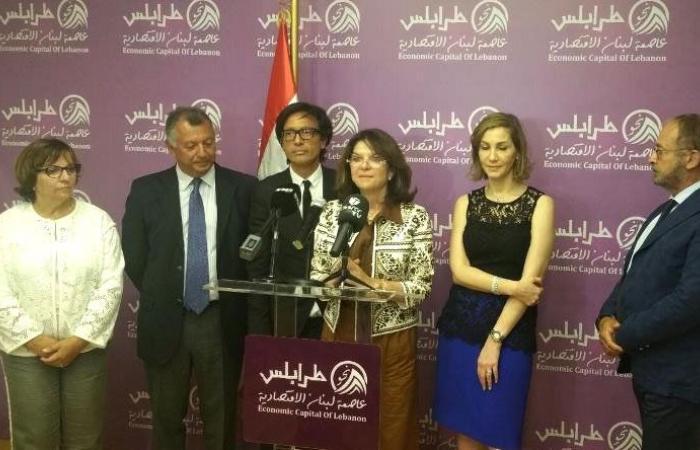 وفد مجلس الشيوخ الفرنسي أنهى نشاطه في طرابلس: توجه إلى وقف التعامل باكياس النايلون