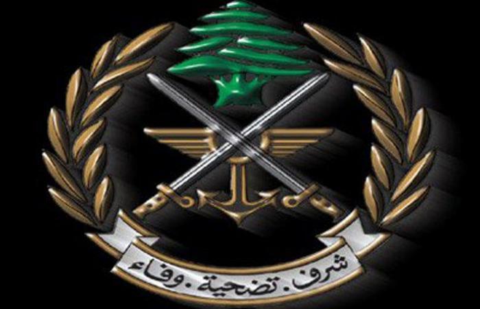 الجيش نفذ عمليات دهم في الهرمل وأوقف مطلوبين في الشواغير
