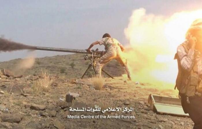 اليمن   مواجهات طاحنة في 4 جبهات ساخنة وقائد العسكرية الرابعة يقود معارك بين «لحج وتعز» - اخر التطورات