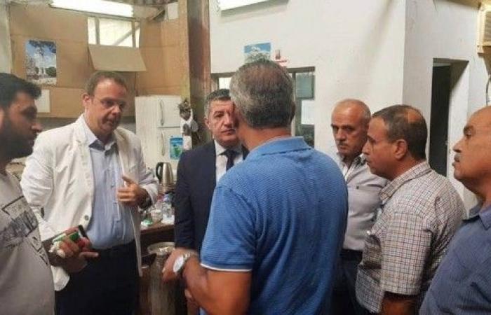 عطاالله زار كهرباء قاديشا: للاسراع بأعمال الصيانة والتأهيل قبل فصل الشتاء