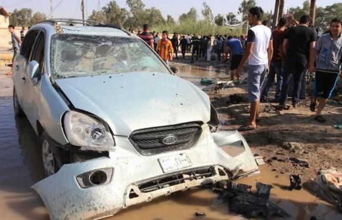 العراق | العراق.. مقتل 7 بانفجار سيارة مفخخة في الأنبار